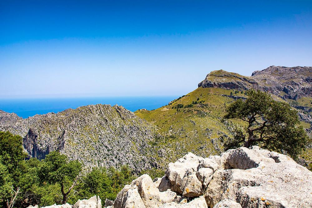 Torrent de Pareis an der Ma 10 Mallorca
