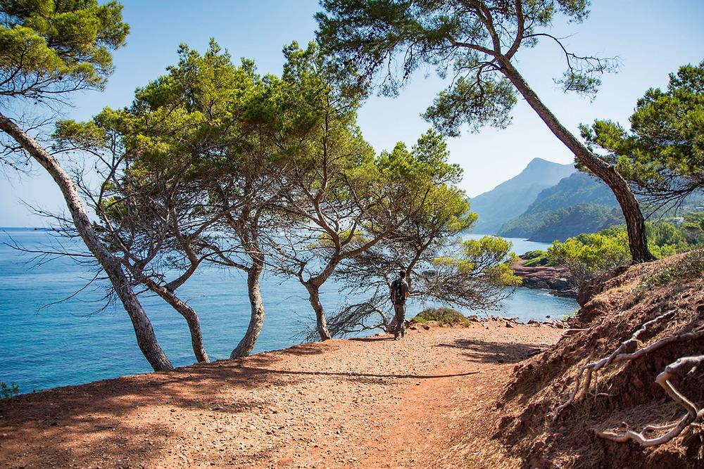 Generalweg Banyalbufar Mallorca