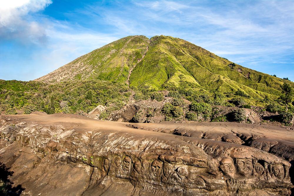 Mount Bromo Java Indonesien