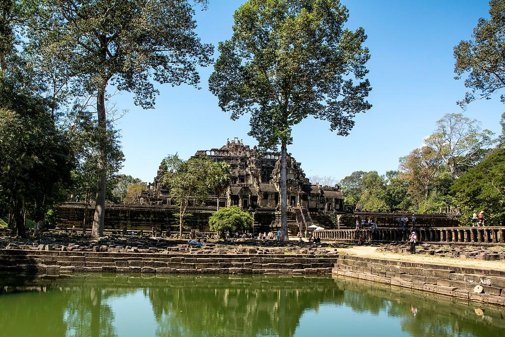 Baphuon Tempel Angkor Tempelanlage