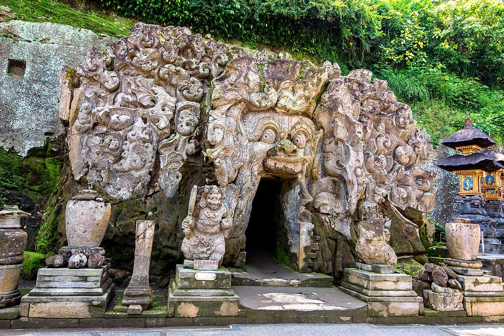 Goa Gajah Elefantenhöhle Bali