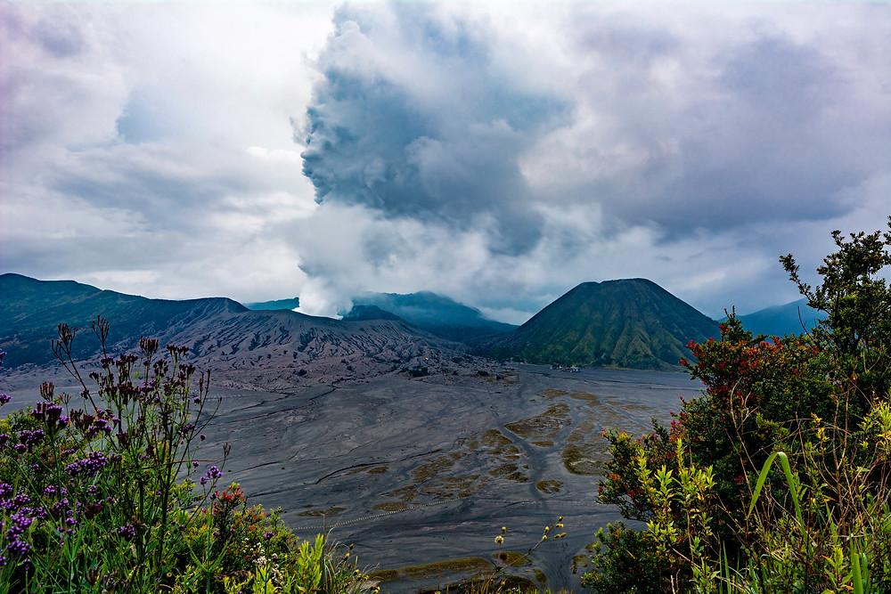 Reiseblog Mount Bromo Indonesien Java