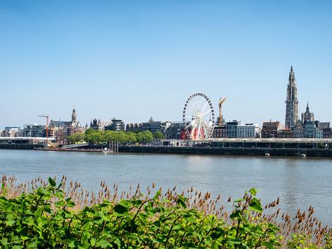 Städtetrip Antwerpen