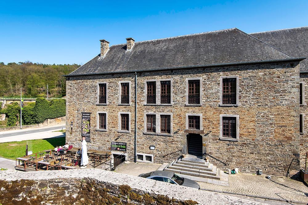 Restaurant Le Moulin de Villers beim Kloster Villers