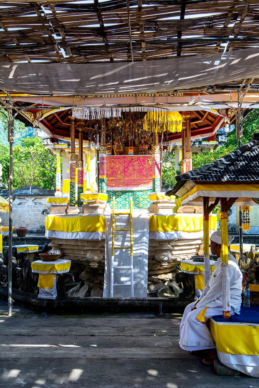 Pura Batu Kursi Tempel Bali