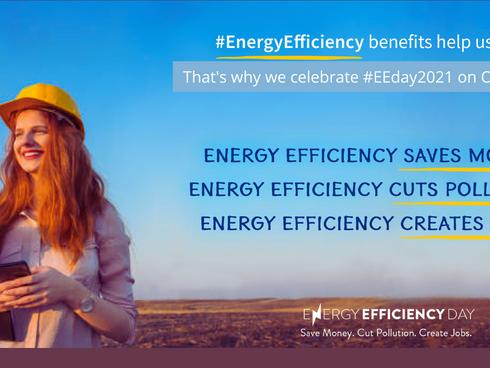 Energy Efficiency Day!