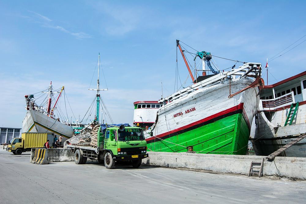 Frachtenseglerhafen Sunda Kelapa