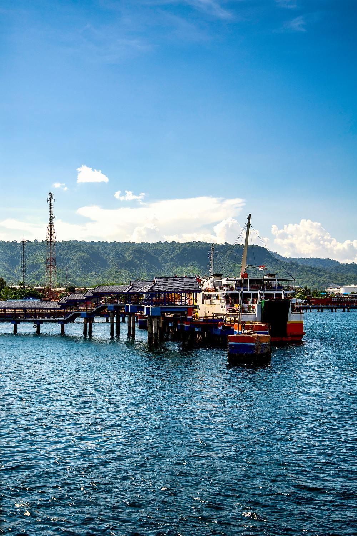 Fähre von Java nach Bali