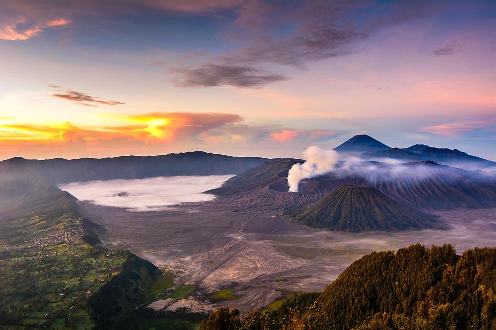 Reiseblog Indonesien Mount Bromo