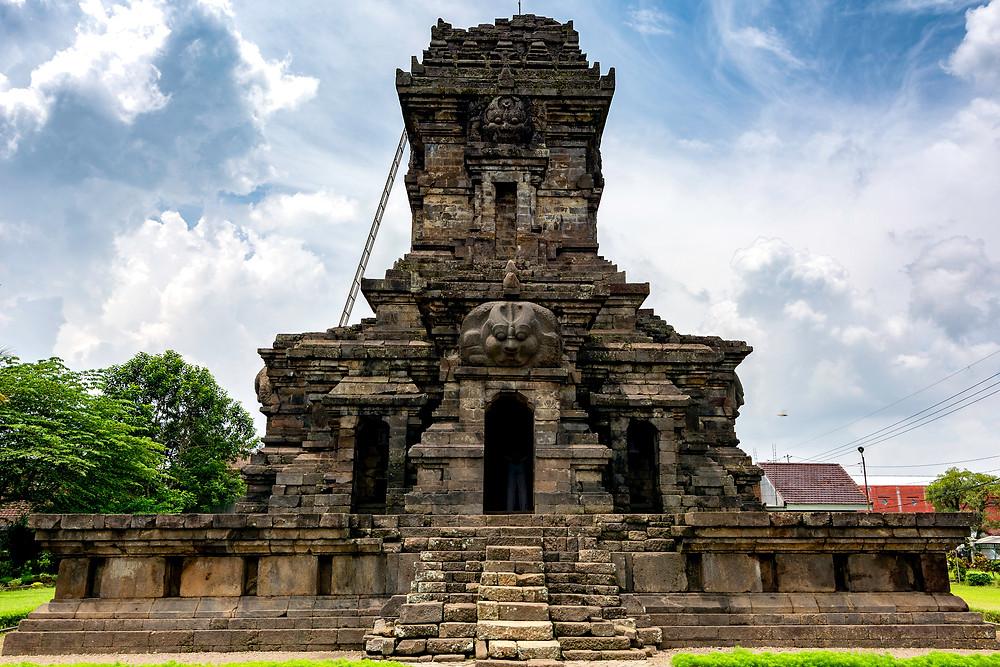 Tempel Candi Singosari Reiseblog