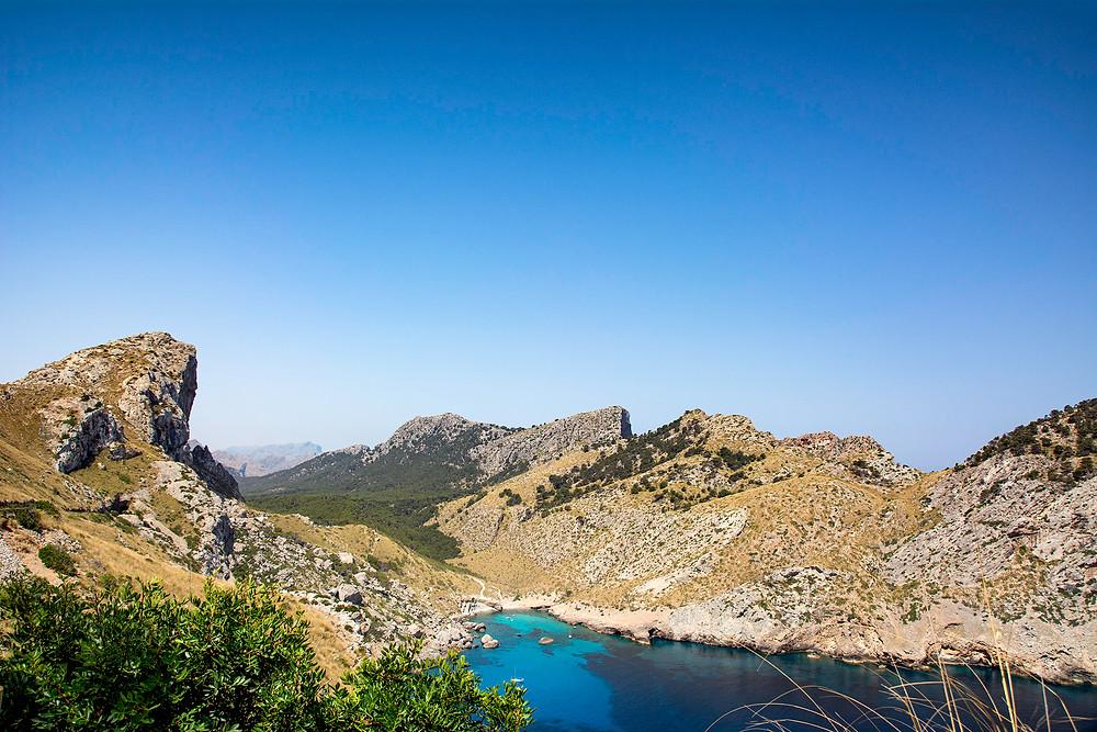 Cala Figuera Strand Mallorca