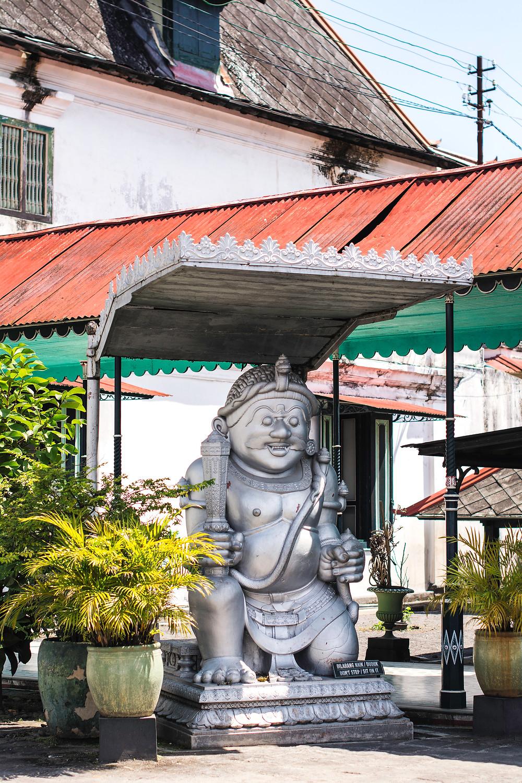 Sultanspalast Yogyakarta