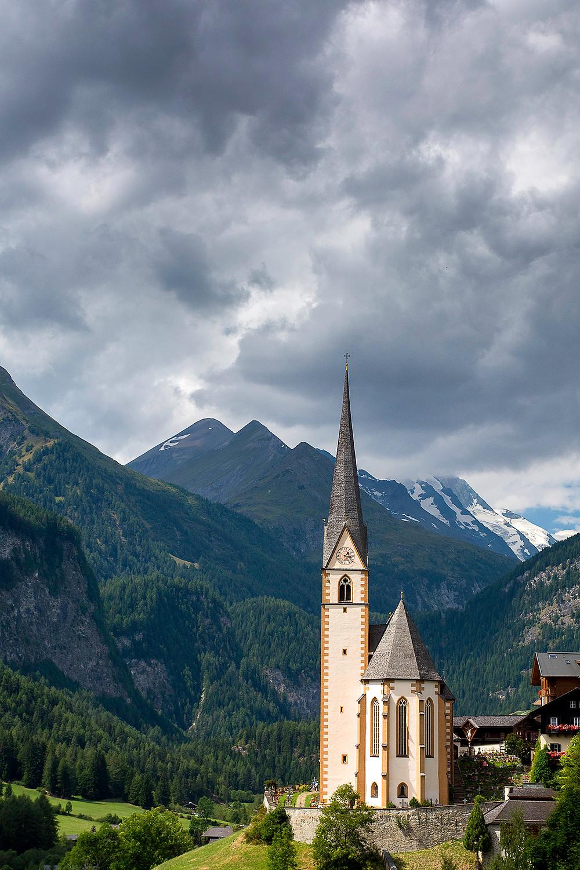 St. Vinzenz Wallfahrtskirche in Heiligenblut
