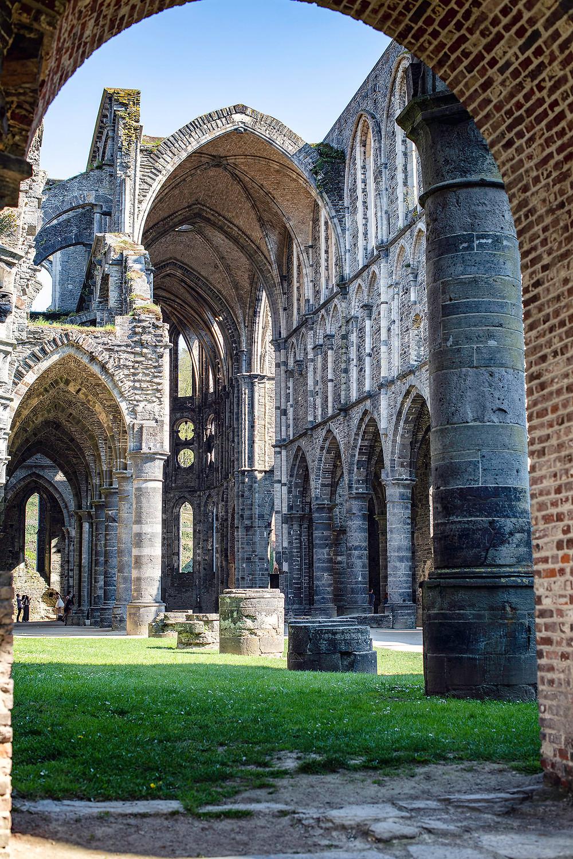 Kloster Viller von innen
