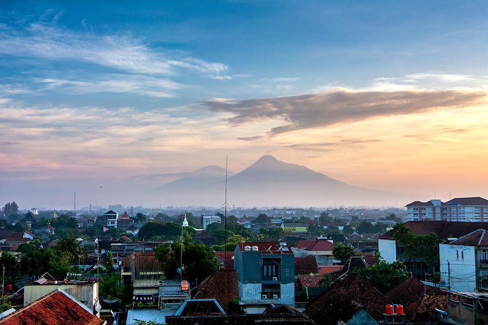 Reiseblog Yogyakarta Vulkan