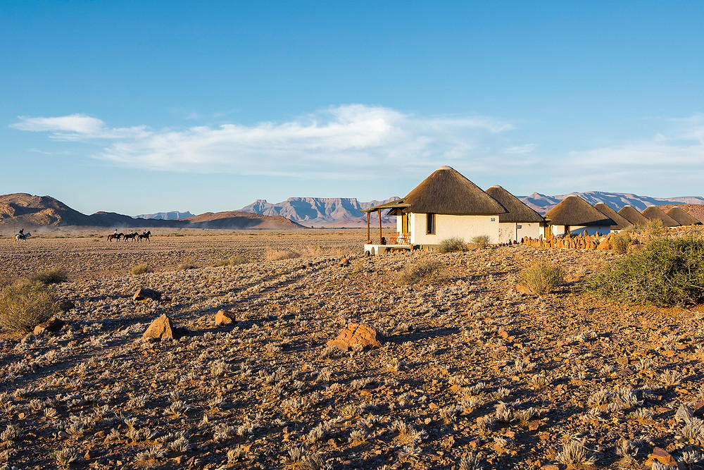 Desert Homestead Lodge Namibia