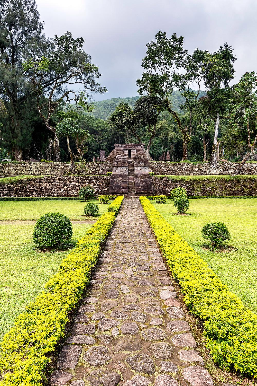Reiseblog Candi Sukuh Tempel in Indonesien