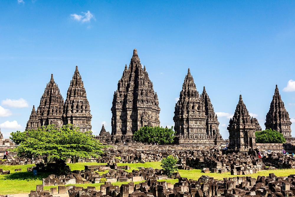 Prambanan Unesco Weltkulturerbe