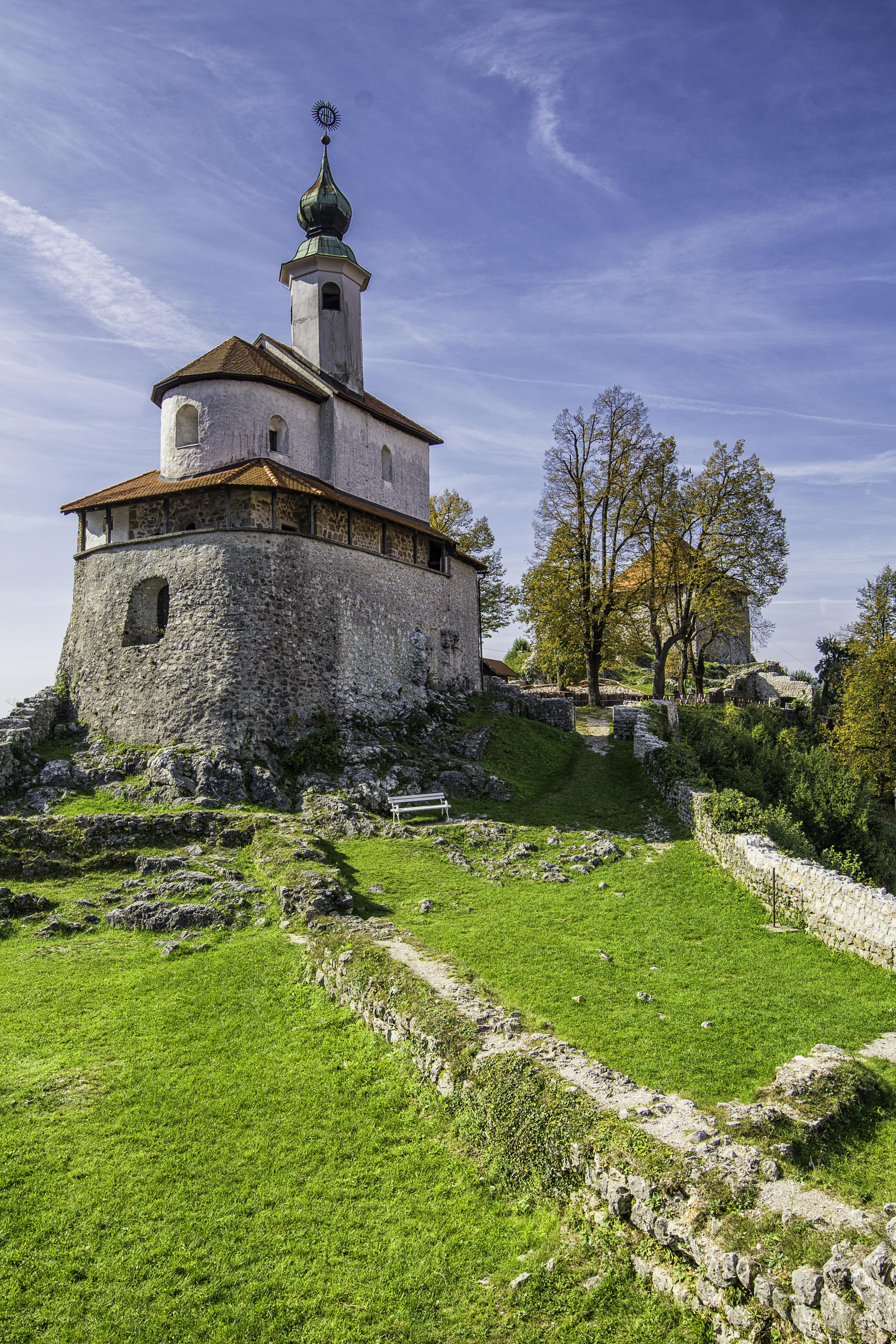 Mali Grad Kamnik