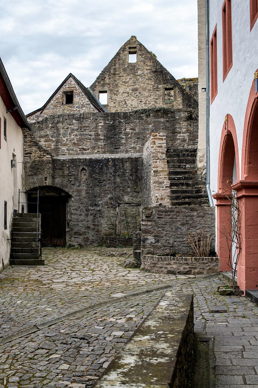 Indiana Jones und Rumpelstilzchen Drehort in Rheinland - Pfalz