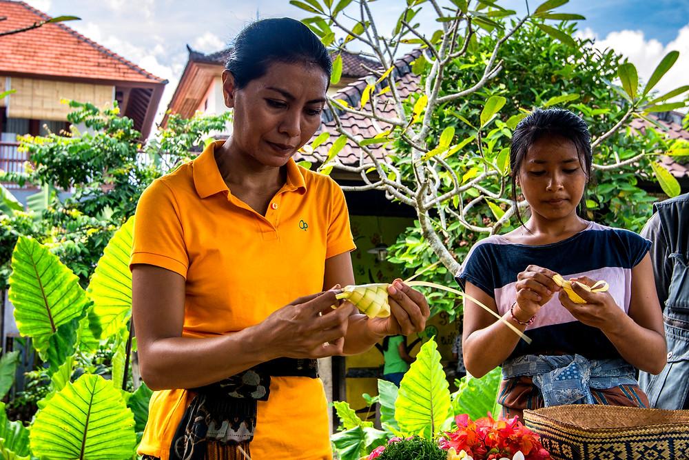 Schulprojekt für behinderte Kinder auf Bali
