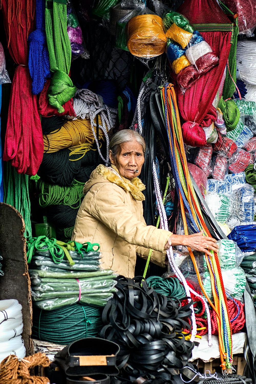 Absolut lohnenswert ist ein Abstecher zum Markt in Hue. Dort gibt es alles was man braucht und vieles mehr.