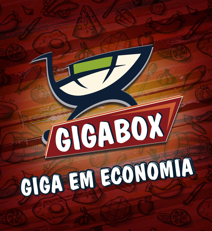 Gigabox 23x25cm