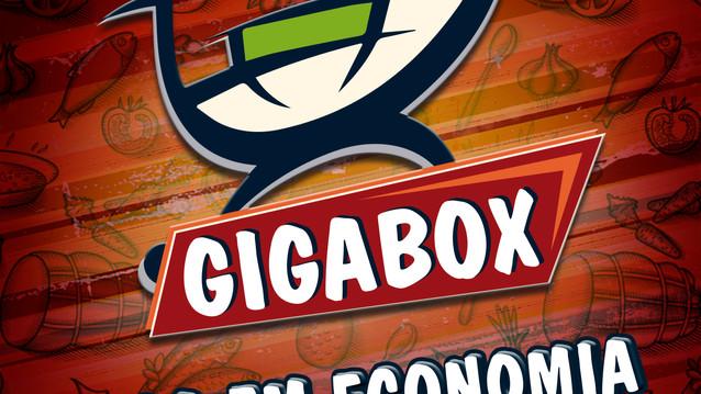 Branding e Identidade de marca – Gigabox