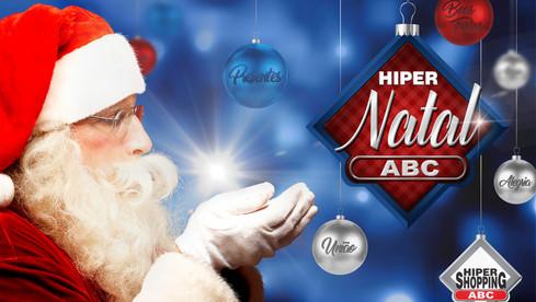Campanha de Natal - Hiper Shopping ABC