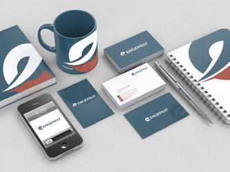 Branding e Identidade de marca - Engeprat