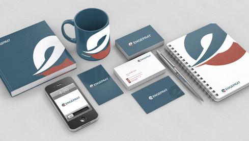 Branding e Identidade de marca – Engeprat