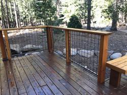 Alternate View of Deck