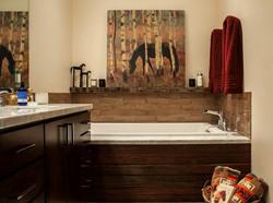 Remodeled Bathroom at Northstar
