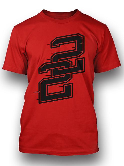 Camiseta Original Vermelha
