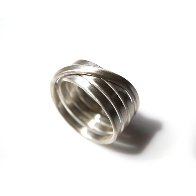 Rengin Guner - Coil Ring