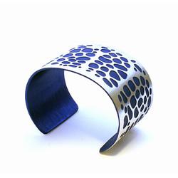 Aluma Cuff Wide Blue