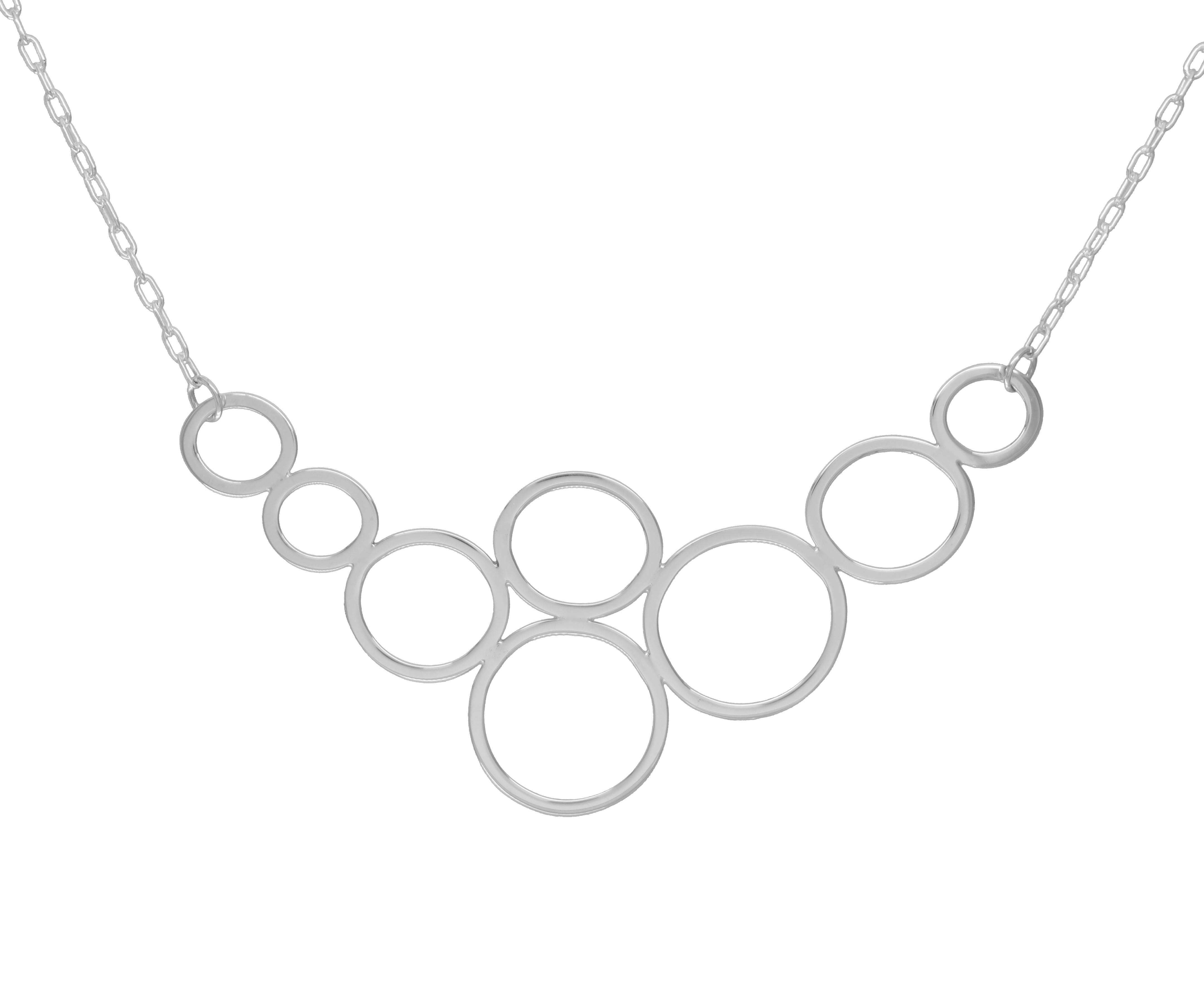 Ovals neckpiece