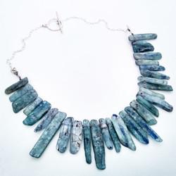 Kyanite Collar