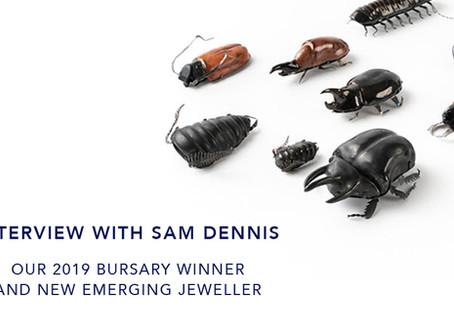 Interview with Sam Dennis