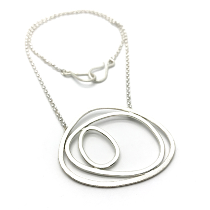 'Rockpool Ripple' necklace