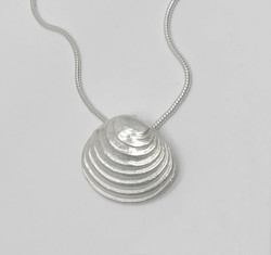 Venus shell necklace