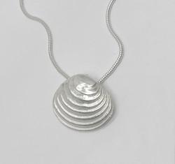 Venus shell necklace