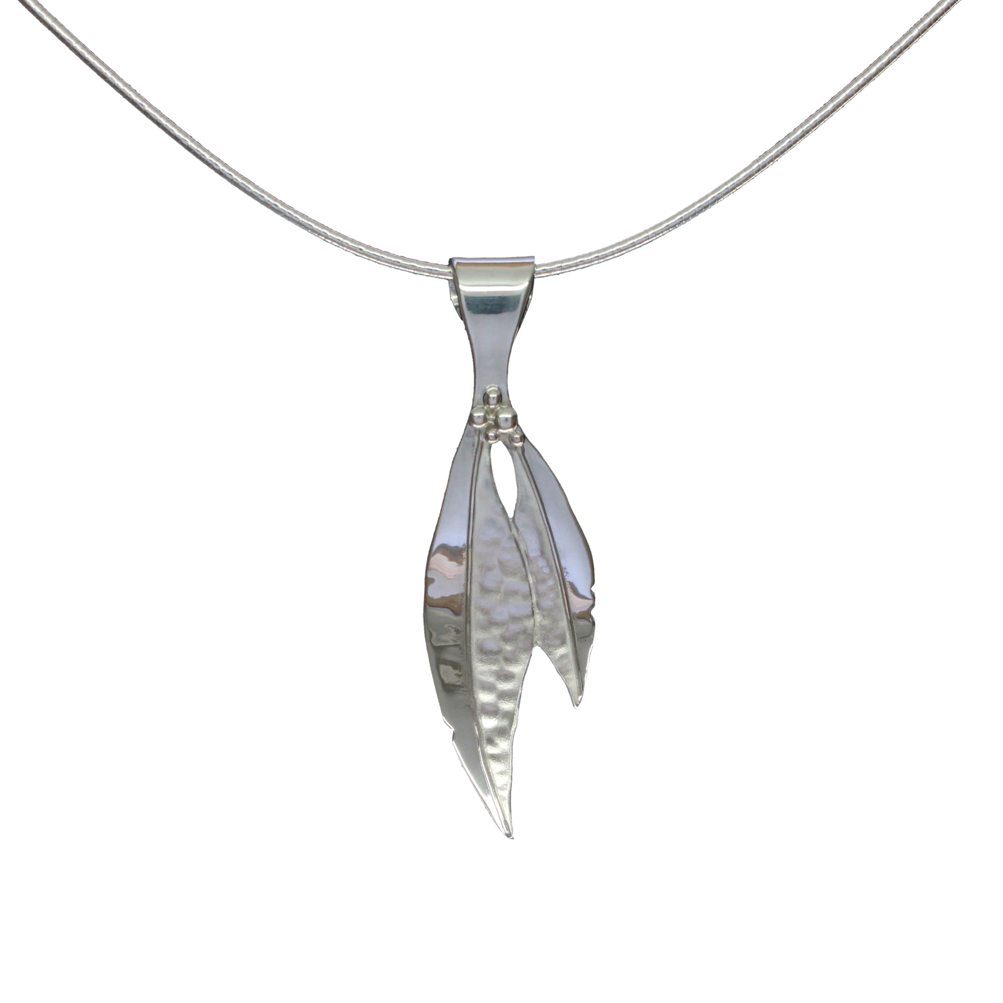 Gumleaf pendant