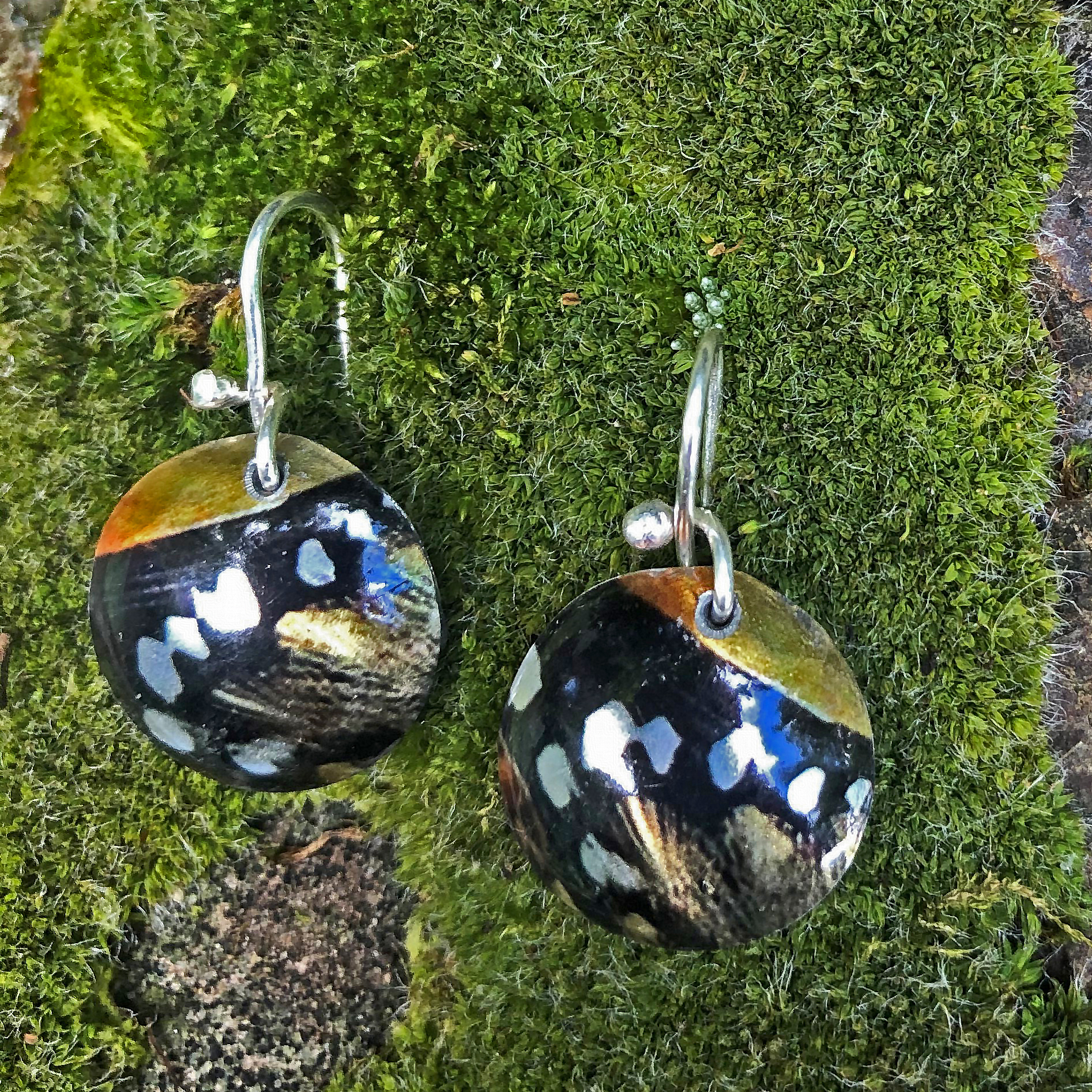 40 Spotted Pardalote Earrings