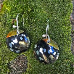 40 Spotted Pardalote Earrings