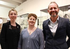 FIND Contemporary Jewellery Collective Bursary winners 2018