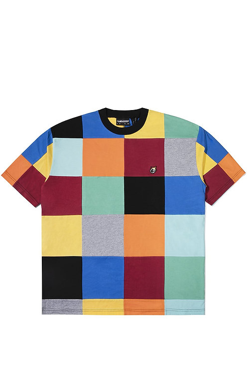 THE HUNDREDS Patchwork Tee