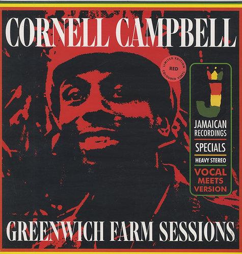 CORNELL CAMPBELL greenwish farm session