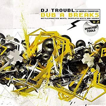 DJ TROUBLE Brick a break Vol2