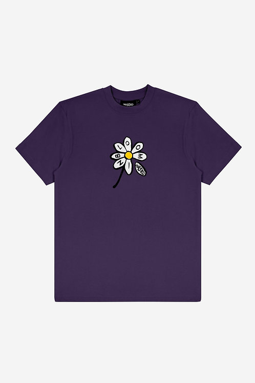WASTED  IN BLOOM Tee